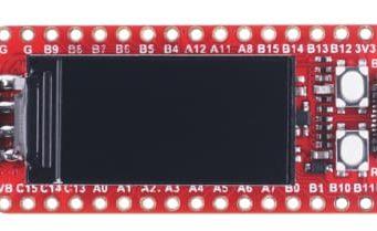 "Sipeed Longan Nano Tarjeta de desarrollo RISC-V con LCD de 0.96"""