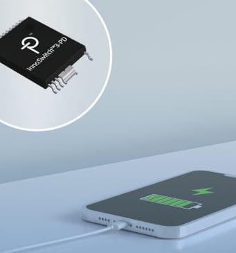 InnoSwitch3-PD circuitos integrados para adaptadores y cargadores