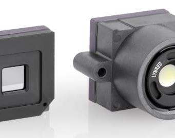 Sensor de imagen térmica ATI320