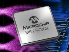 META-DX2L Circuito de capa física compacta para Ethernet 1.6T
