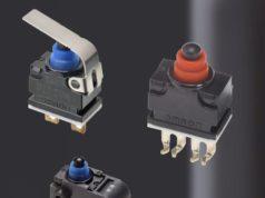 Microinterruptores miniatura totalmente sellados