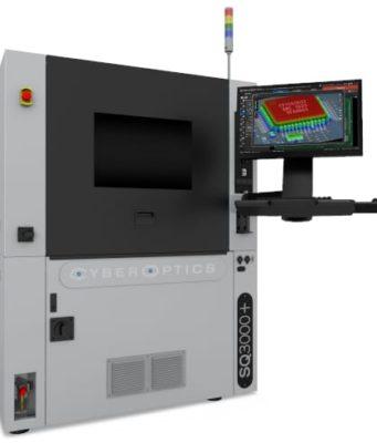 SQ3000+ Sistema de metrología e inspección para aplicaciones avanzadas