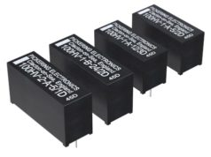 Relés de lengüeta SIL/SIP 100HV