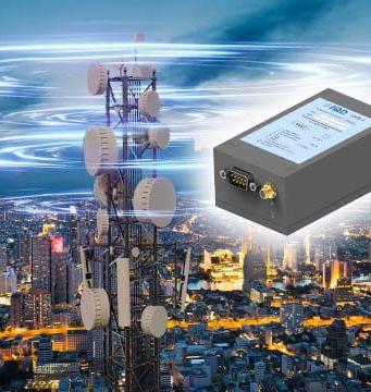 Oscilador de rubidio IQRB-2 de elevadas prestaciones