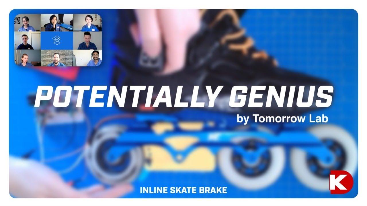 Videos Potentially Genius de diseño