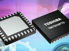 TB67S539FTG circuito para control de motores de paso