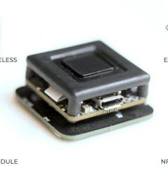 Sensor de huella digital Chhavi