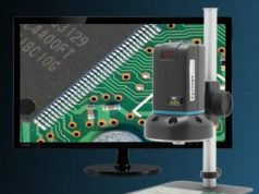 Cyclops 3.0 Microscopio digital con un rango de aumento de 140x