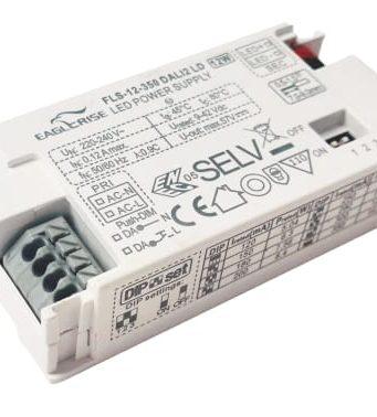 FLS-12-350 DALI2 LD driver LED regulable DALI2