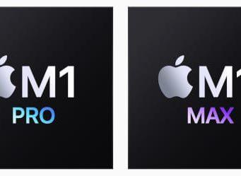 Microprocesadores Apple M1 Pro y M1 Max