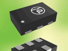 PLR0504FN5 Array TVS para protección de circuito en interfaces informáticas
