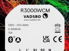 R3000WCM Actuador con relé CASAMBI