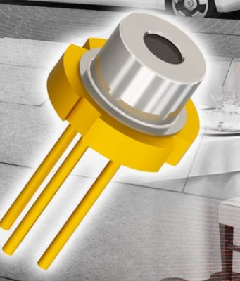 RLD90QZW3 diodo láser de alta potencia óptica