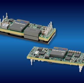 RPA100E-W Convertidores DC/DC de alta eficiencia en formato eighth-brick