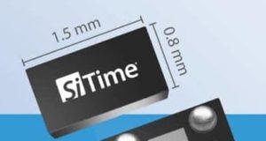 Oscilador MEMS controlado SiT3901 µPower