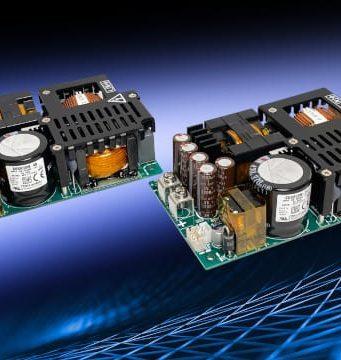 CUS600M Fuentes de 600 W para aplicaciones industriales