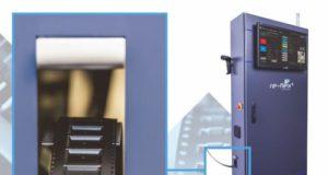Re-flex II Sistema de cinta transportadora para componentes electrónicos