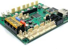 Controlador de impresora 3D Phi Mainboard 5LC